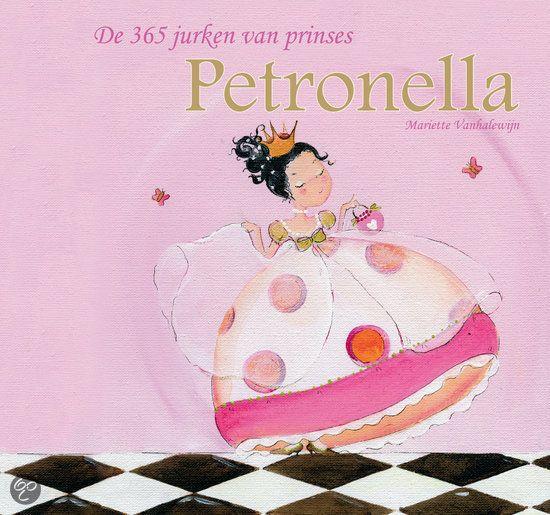 Petronella is een mooi lief prinsesje, maar eigenzinnig en verwend. Ze wil elke dag een andere jurk aan. Tot de koning en koningin vinden da...