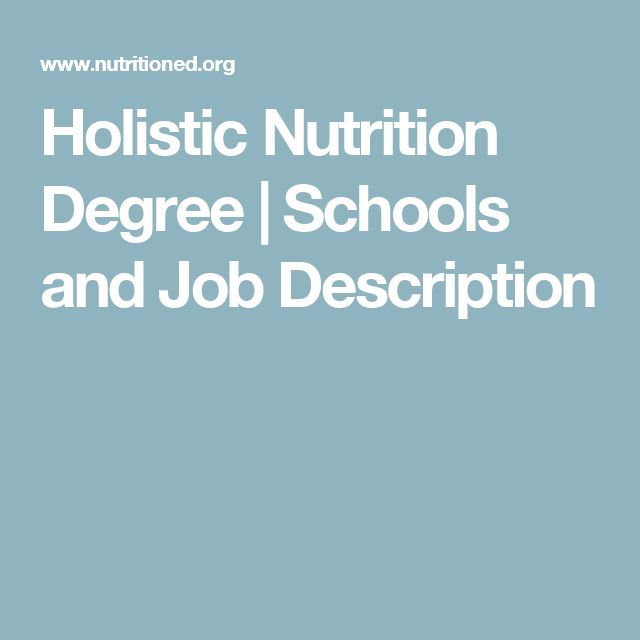The  Best Nutritionist Job Description Ideas On