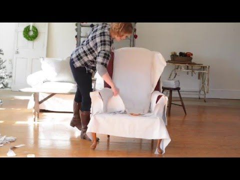 slipcover series | part 3 - Miss Mustard Seed