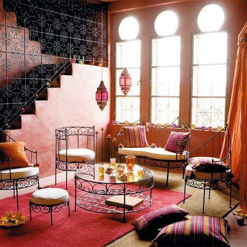 Die besten 25+ Marokkanischer druck Ideen auf Pinterest - moderne marokkanische wohnzimmer