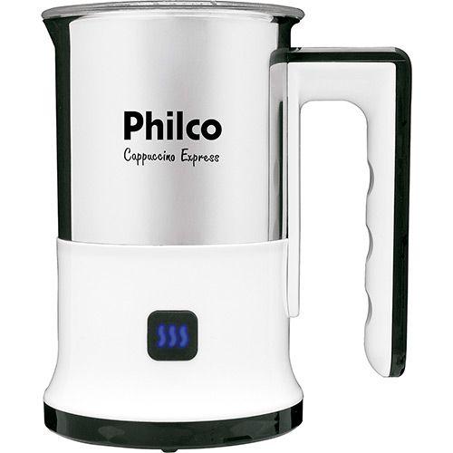 Cappuccino Express Philco 250ml Revestimento Antiaderente Branco