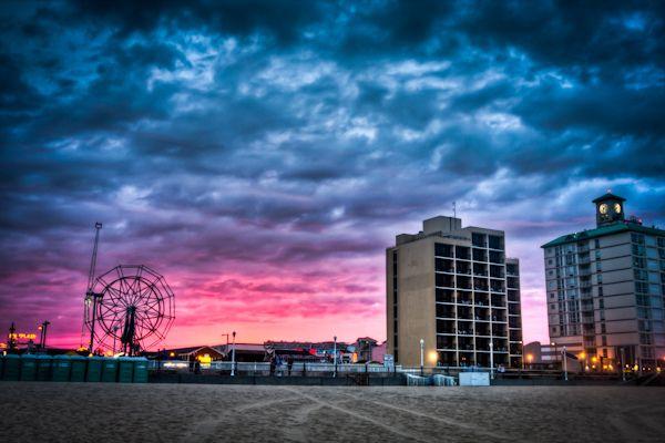 Virginia Beach Sunset