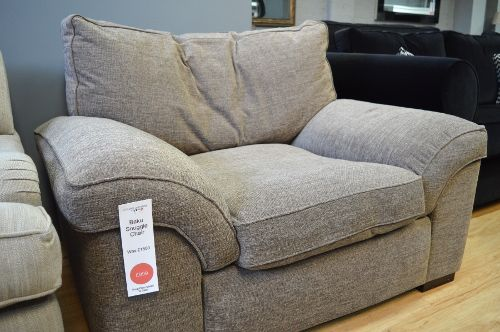 Collins and Hayes Baku Snuggle Chair - Reduced from £1,500 to only £699!