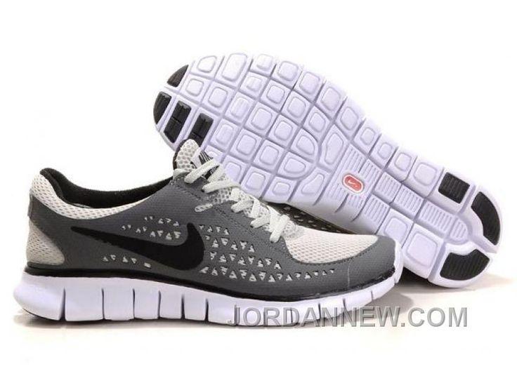 http://www.jordannew.com/nike-free-run-mens-shoes-dark-grey-white-black-for-sale.html NIKE FREE RUN MENS SHOES DARK GREY WHITE BLACK FOR SALE Only 44.93€ , Free Shipping!
