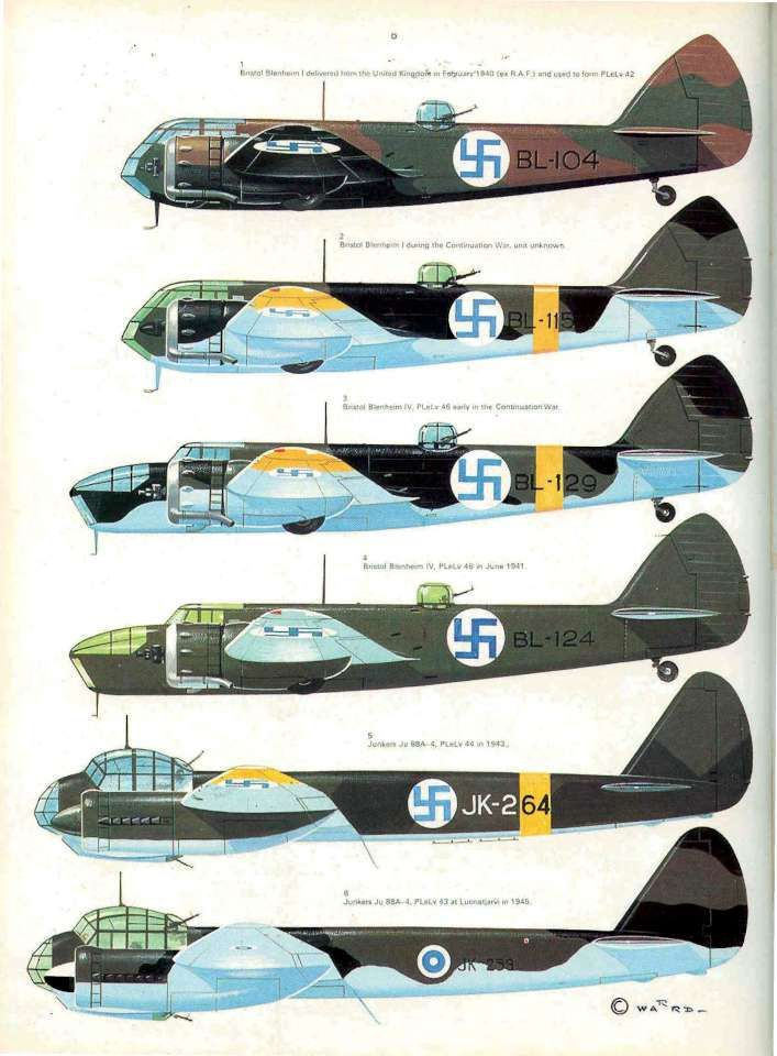S02 Finnish Air Force 1918-1968 Page 33-960