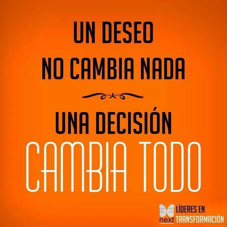 Decisión!!!