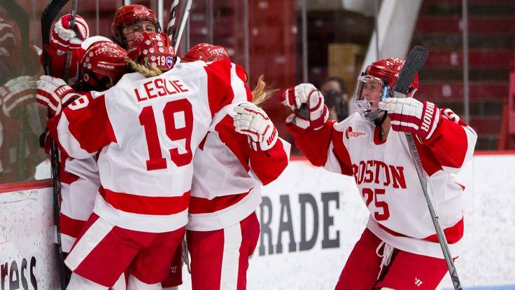 Women's Ice Hockey Announces Class of 2020