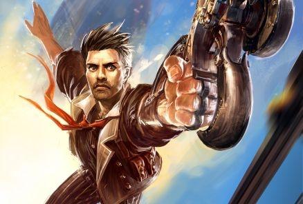 Bioshock Infinite | Booker DeWitt