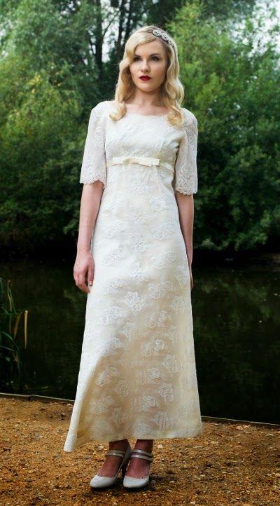 1960s Style Wedding Dresses | ... style,1960s wedding dresses c. Heavenly Vintage Brides vintage wedding