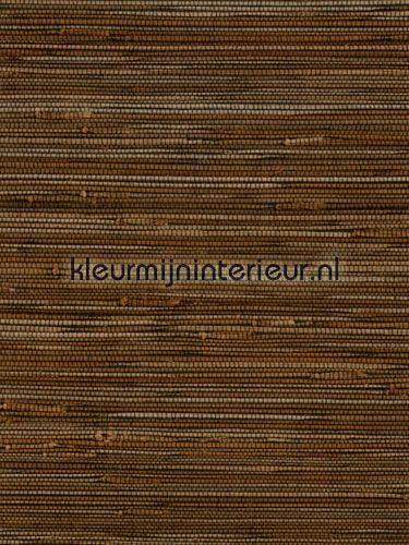 Bamboe Behang Grasweefsel Bamboo Wallpaper Afrikaans Chinees Natuurlijk behang Luipaarden Zebra