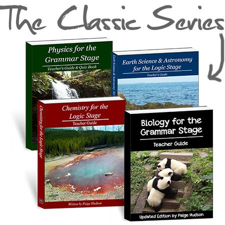 The Classic Series - Elemental Science review - Biology for the Grammar Stage www.thecurriculumchoice.com