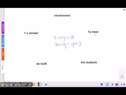 groep 5 rekenen blok 2 les 6 grafieken - YouTube