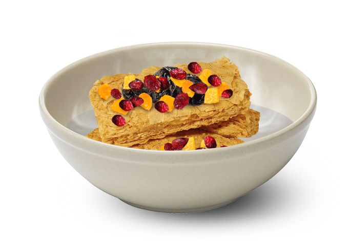 """Just finished making my ultimate Weet-Bix Brekkie - """"an Energy Blast"""". You should make one."""
