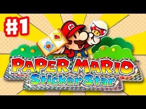 Details for Super Paper Mario