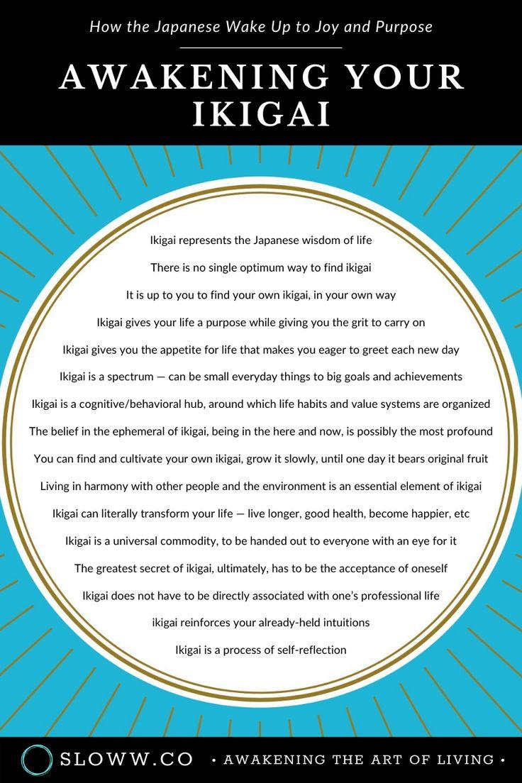 Detailed book summary of awakening your ikigai by ken