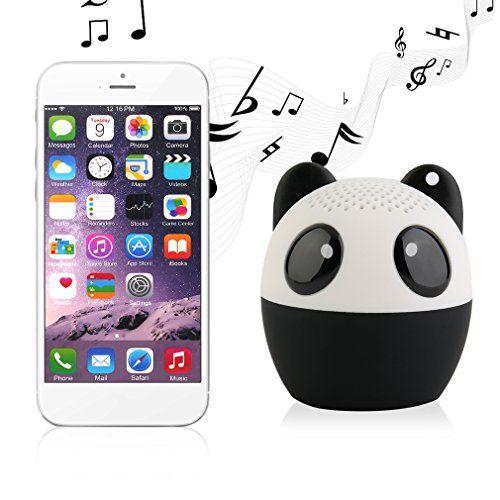 Enceinte Bluetooth, Tsing Mini Enceinte Bluetooth Portable Haut-parleur Bluetooth Audio Enceinte sous la Forme d'Animal 4 Heures à Jouer Parfaitement pour les Sports de Plein Air(Panda) #Enceinte #Bluetooth, #Tsing #Mini #Bluetooth #Portable #Haut #parleur #Audio #sous #Forme #d'Animal #Heures #Jouer #Parfaitement #pour #Sports #Plein #Air(Panda)
