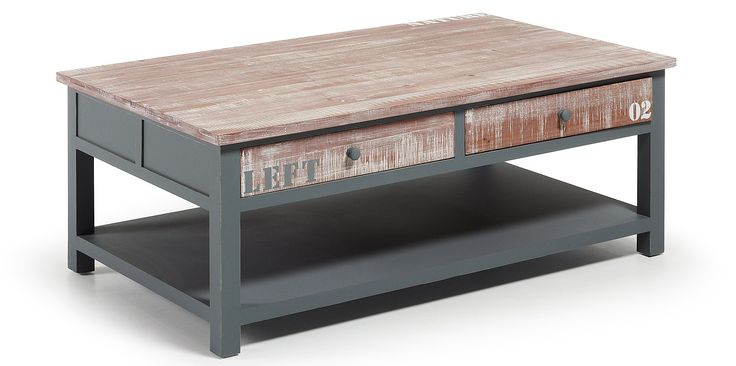 Mesa de Centro Vintage Parus