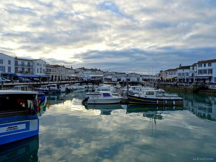 Port de Saint-Martin-en-Ré