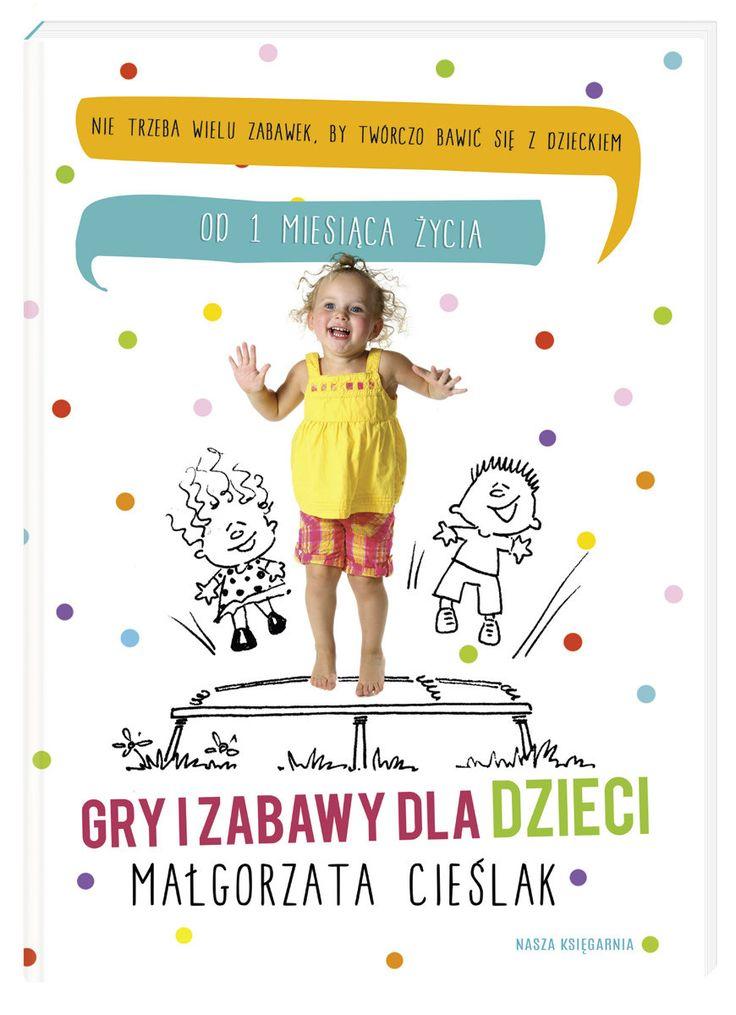 Gry i zabawy dla dzieci -   Cieślak Małgorzata , tylko w empik.com: 34,49 zł…