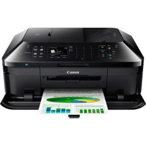 Boosting productivity in your home office can be a breeze with the Canon PIXMA MX922 All-In-One Inkjet Printer. $59.99
