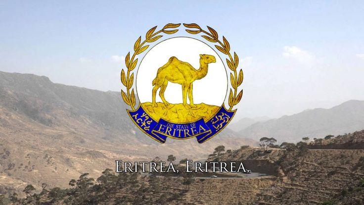 """National Anthem of Eritrea - """"Ertra, Ertra, Ertra"""" (""""ኤርትራ ኤርትራ ኤርትራ"""")"""