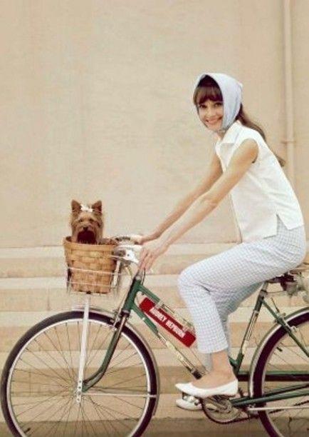 10 Fall Basics For Easy Audrey Hepburn Style