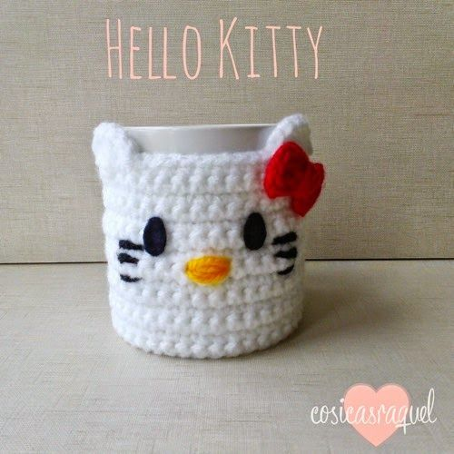 Patron Hello Kitty Grande Amigurumi : 17+ images about Hello Kitty free crochet pattern on ...