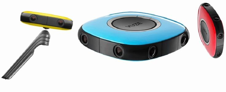 Vuze Is An $800 VR Camera Releasing In March With 3D Audio Support