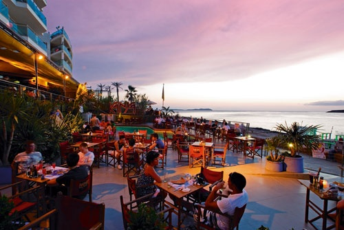 Ibiza...cocktails when the sun is setting? Yes please. http://www.mytravel.com/nightlife/ibiza-clubbing-holidays
