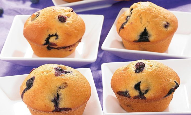 Blueberry-Muffins Rezept | Dr. Oetker