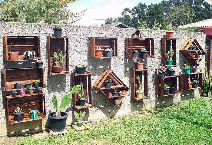Hochwertig 20+ DIY Dekoideen Für Den Garten U2013 So Einfach Ist Gartendeko Selber Machen  | Creative Garden Ideas, Garden Ideas And Gardens