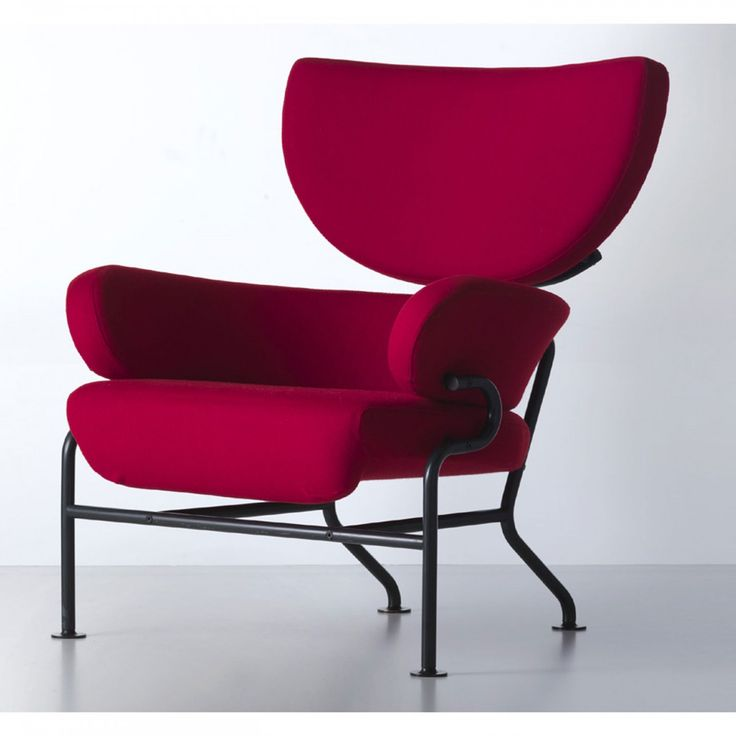 Tre Pezzi Armchair by Franco Albini for Cassina
