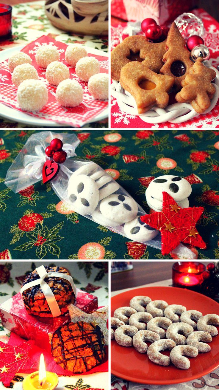 Bezlepkové Vánoce. 25 nejlepších receptů na tradiční vánoční cukroví bez pšenice a lepku.