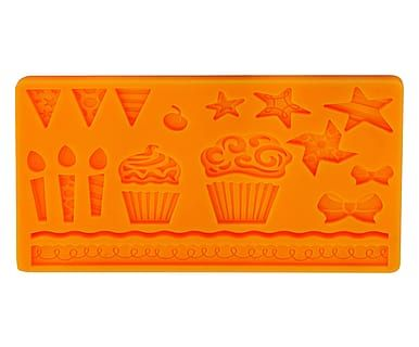Stampo 3D in silicone Cake - 13x19 cm