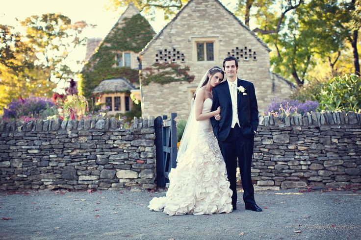 Henry Ford Museum Wedding  Cotswold Cottage in Greenfield Village