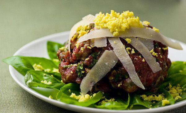 Summer Steak Tartare | Recipe