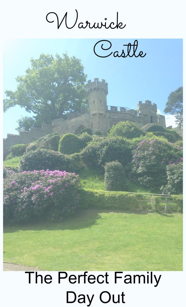 Warwick Castle really is the perfect family day out, we love the mix of history and fun that engages the entire family