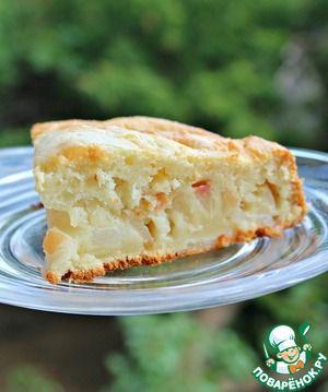 Домашний фруктовый пирог