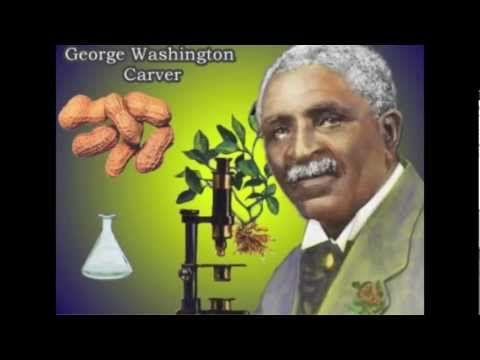 George Washington Carver - YouTube inventing  claymations