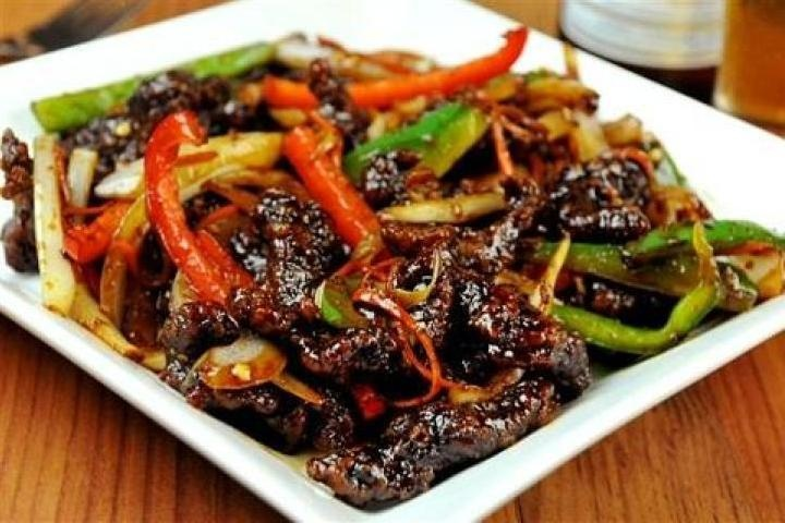 Spicy Crispy Beef | f and beef | Pinterest