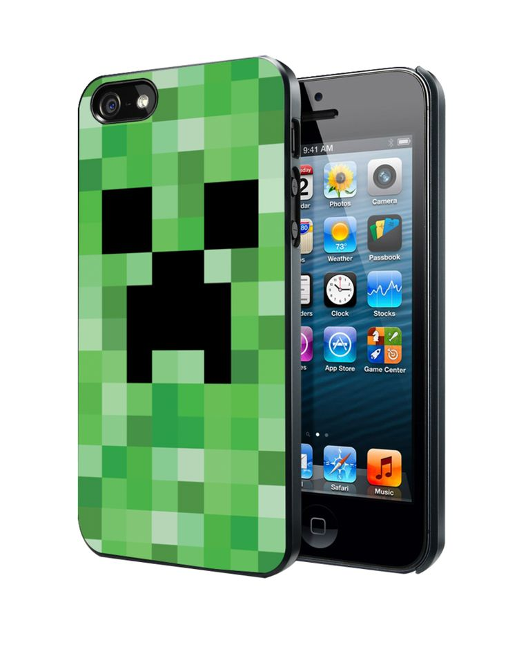 minecraft iphone case minecraft creeper samsung galaxy s3 s4 iphone 4 4s 7227