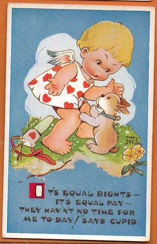 Equal Rights! x