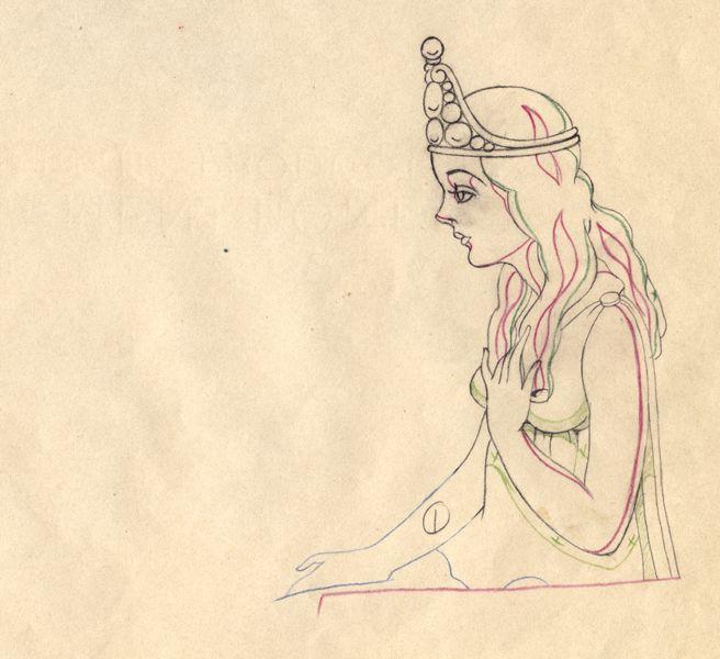 Ancora qualche nota sui disegni di produzione Disney | Tu(t)ti libri, io mi libro