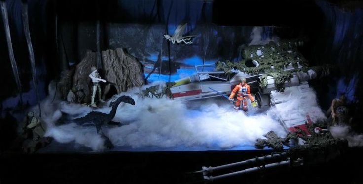 star wars diorama backgrounds - Google Search