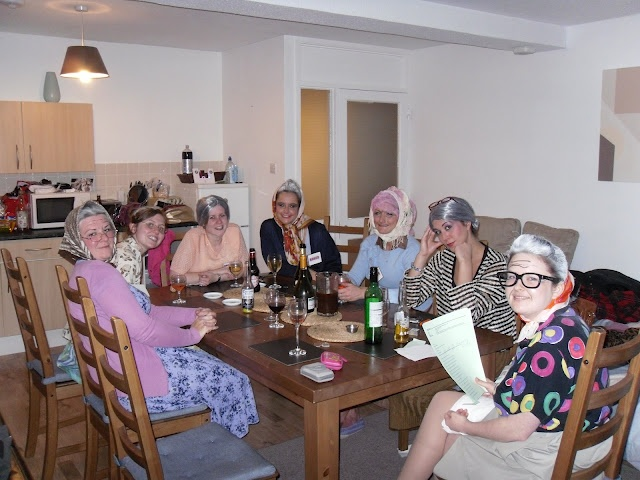 The 59 Best Old Lady Fancy Dress Images On Pinterest