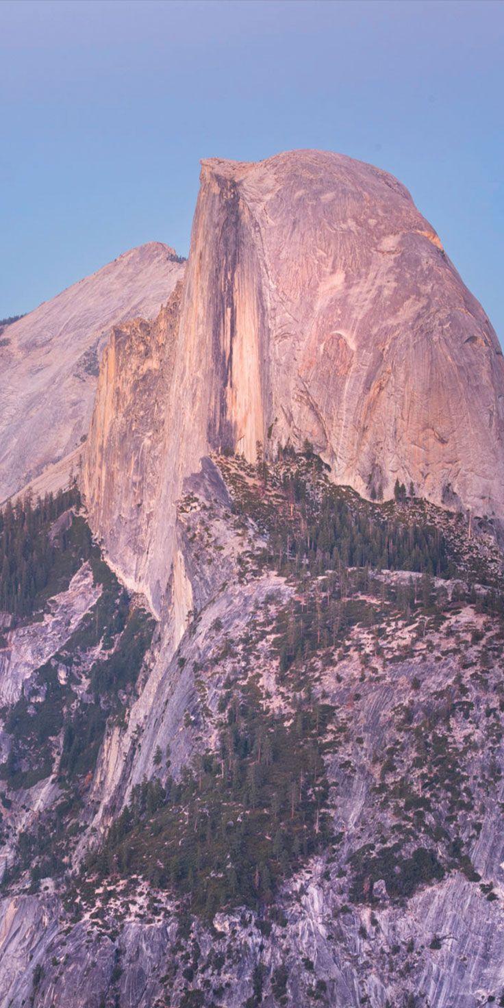The half dome at Glacier Point - by Sean Scott