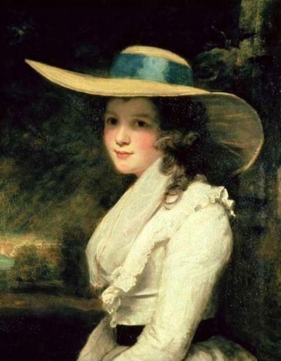 ca. 1787 Lavinia Bingham, 2nd Countess Spencer by Sir Joshua Reynolds (Spencer collection - Althorp, Northampton UK) | Grand Ladies | gogm