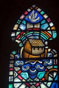 Simple Medieval Stained Glass Windows These