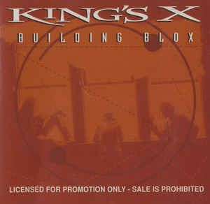 King's X - Building Blox: buy CD, Comp, Promo at Discogs