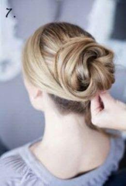 Manoslindas.com: Peinados de fiesta